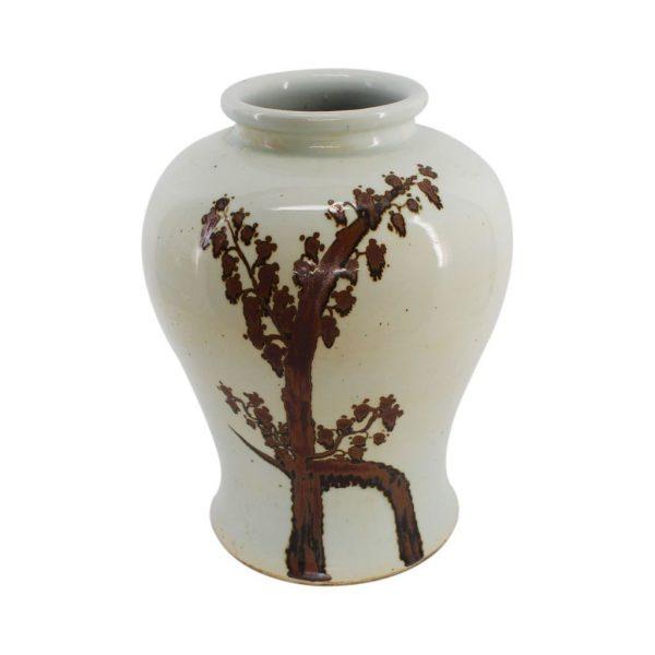 Twisted Tree Jar