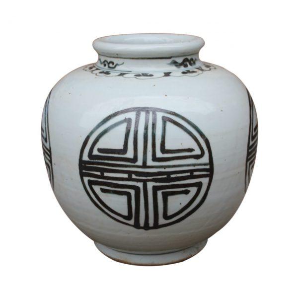 Yuan Longevity Jar