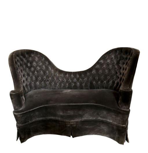 1950's Napoleon III Style Sofa