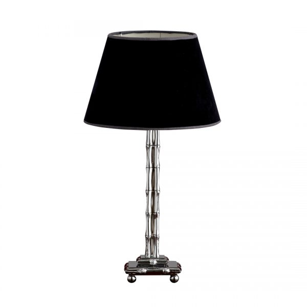 Bamboo Table Lamp - Short