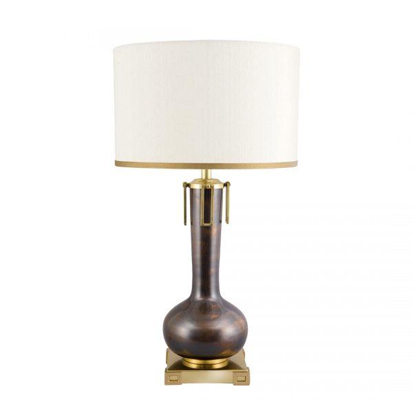 Eden Table Lamp in Copper