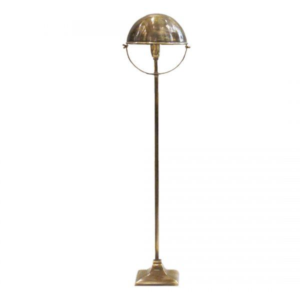 Helmet Standing Lamp