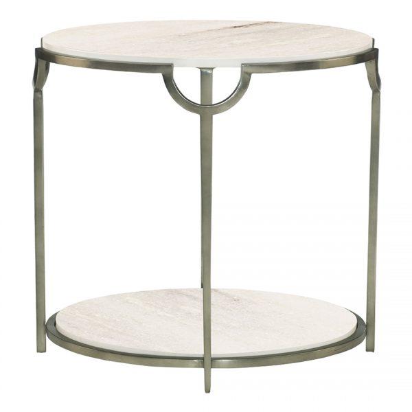 Morello Round Side Table