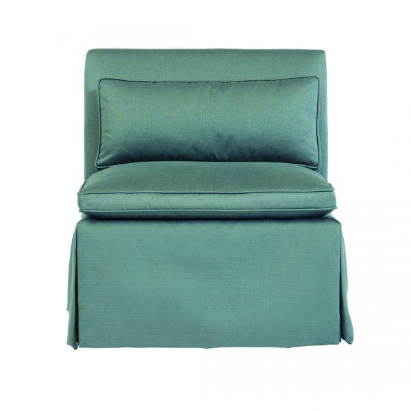 Portia Armless Chair