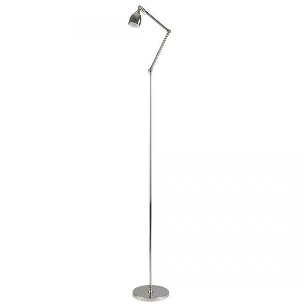 Valerio Round Base Standing Lamp