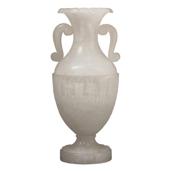Alabaster Anfora Lamp