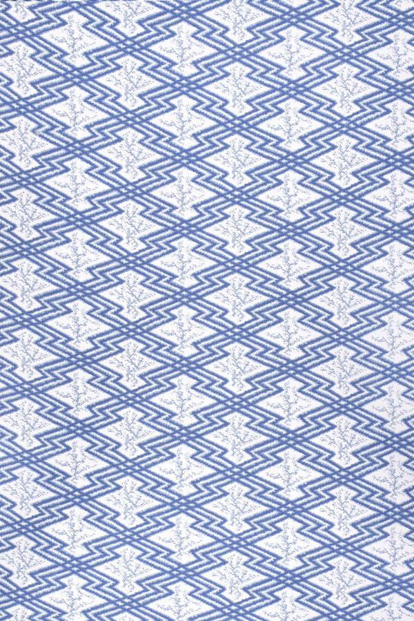 Via Krupp – Blue on White