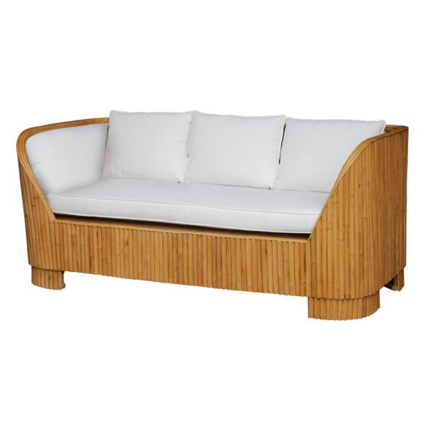 Flores Bamboo Sofa