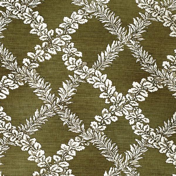 Leaf Trellis – Green