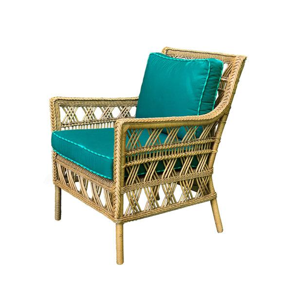 Salma Chair Green Cut Out LR