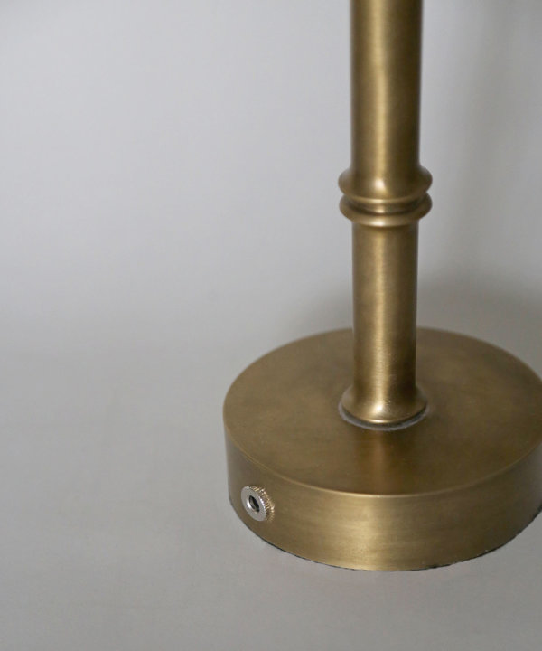 Bamboo Cordless Table Lamp WS_closeup