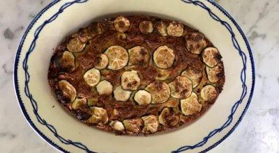 Zucchini Tart (2)