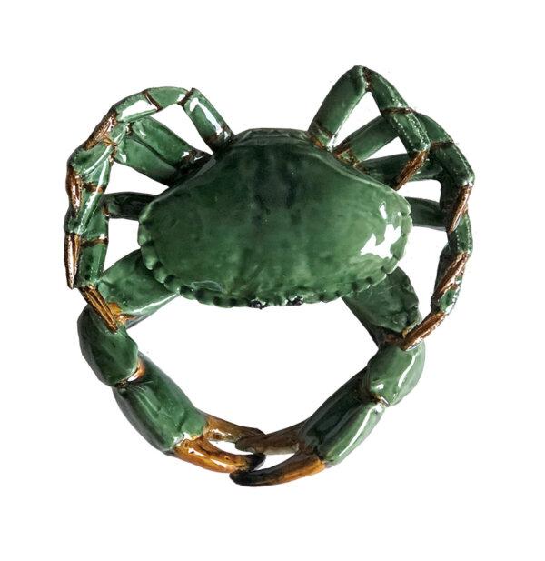 XL Green Crab LR